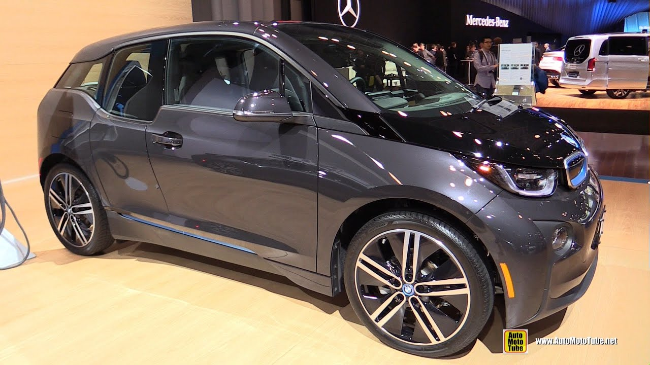 2015 Bmw I3 Exterior And Interior Walkaround 2015 New