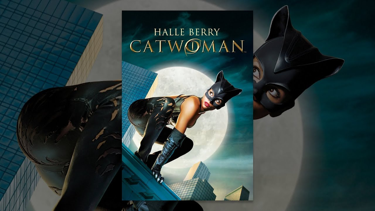 Catwoman 2004 Halle Berry Trailer Official Full Hd Youtube