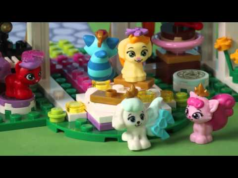 LEGO Disney Princess - The Palace Pets Pawty - Mini Movie