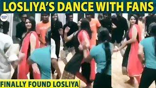 LOSLIYA'S Happy moments with Fans | Losliya Army | We are the Boys | Kavin | LittleTalks