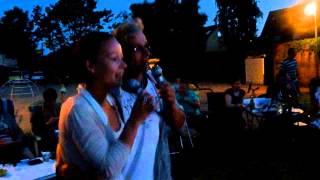 BuurtBBQ 2013 karaoke
