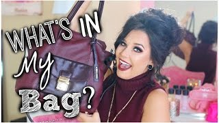 What's In My Bag? | Fall Edition!