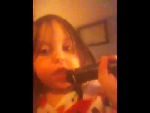 Ella sings