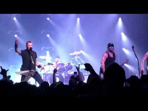 "Metallica ""Hardwired To Self Destruct"" At The Fonda Theater"