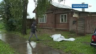 Ивановка обнаружила под своими окнами труп ягненка
