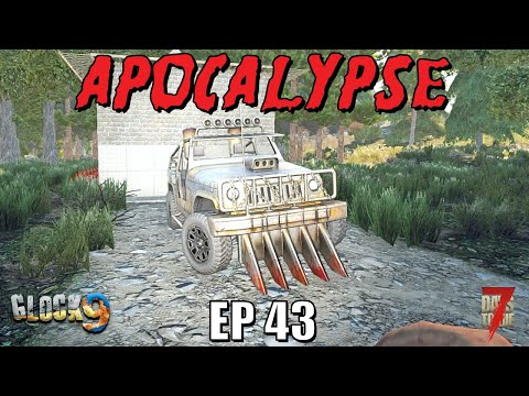 7 Days To Die - Apocalypse EP43 (Alpha 18)