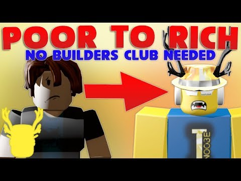 How NON BUILDERS CLUB (NBC) Members Can Make LOADS of ROBUX | Roblox Tutorial