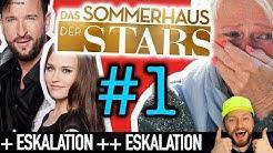 Das Sommerhaus der Stars 2019: TOTALE Eskalation in Folge 1! Wendler-Freundin schwanger?
