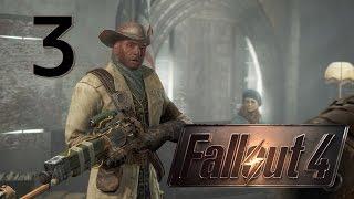 Прохождение Fallout 4 #3 - Выжившие из Квинси
