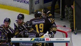 Highlights: AIK - Västervik | Hovet