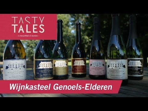 Wijnkasteel Genoels-Elderen (Riemst) • Tasty Tales