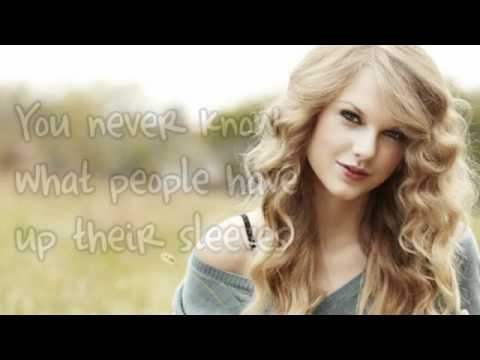 Ours ~ Taylor Swift lyrics
