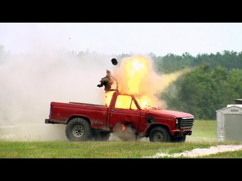 Multiple Grenade Launcher - Future Weapons