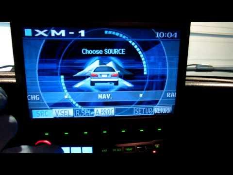 Alpine IVA-D901 DVD/CD/MP3 receiver w/ 7
