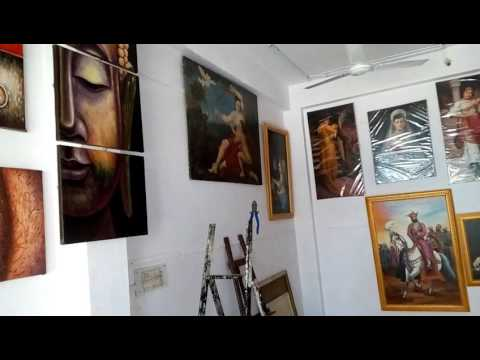indore art gallery