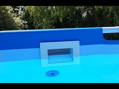 Intex And Bestway Frame Pool Skimmer Building After 1