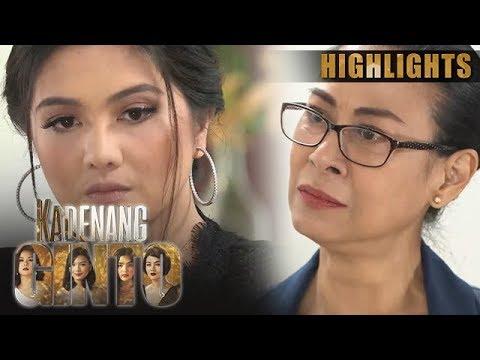 Download Esther, naluha sa kanyang pakikiusap kay Daniela | Kadenang Ginto (With Eng Subs)