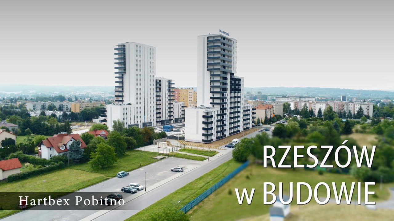 Reportaż z Rzeszowskich inwestycji - Czerwiec 2019