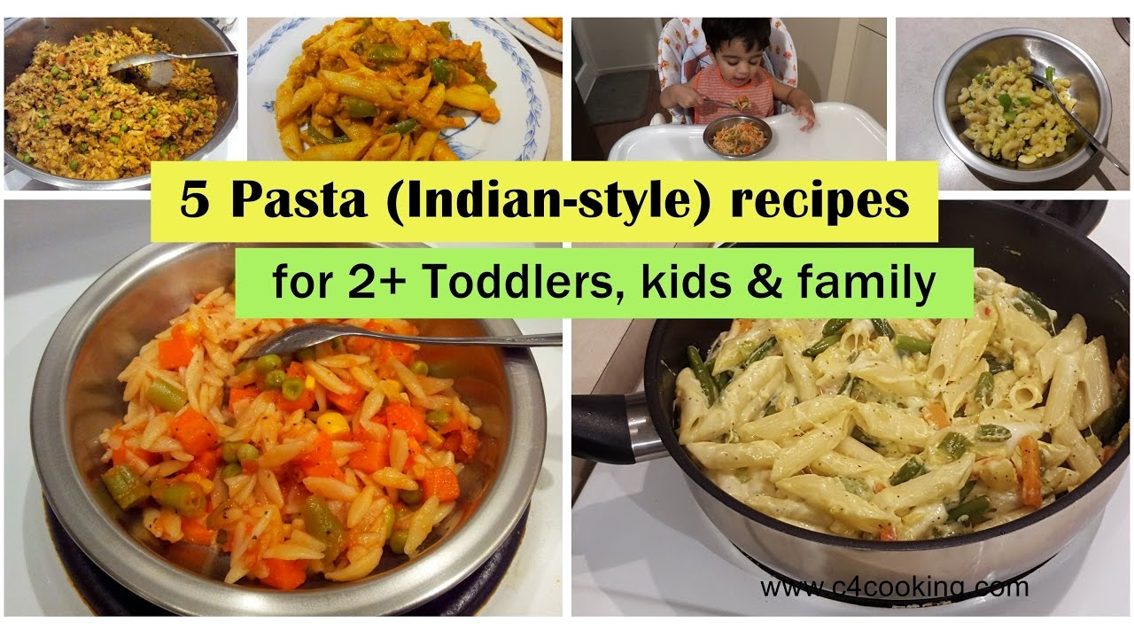 5 pasta indian style recipes for 2 toddlers kids family 5 pasta indian style recipes for 2 toddlers kids family easy dinner kids lunchbox ideas forumfinder Choice Image