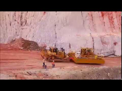 Mine Pit Dewatering By NPE