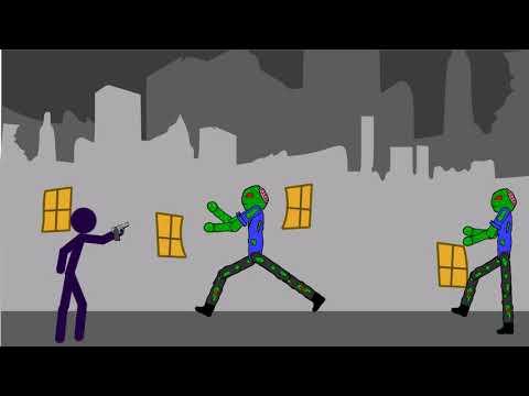 Зомби апокалипсис 1 часть