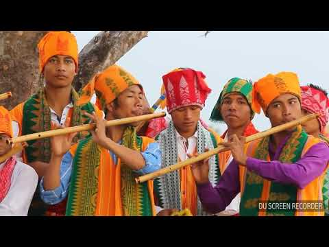 Bodoland Kherai Dance
