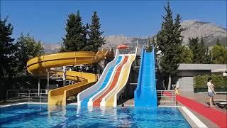 Влог Турция 2021 ч 5 Обзор отеля Fame Residence goynuk 4 Моё мнение об отеле
