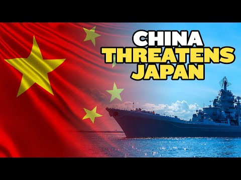 China Threatens Japan in Disputed Waters