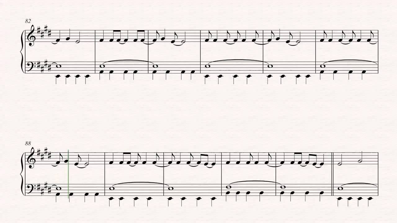 Piano graceless the national sheet music chords vocals piano graceless the national sheet music chords vocals hexwebz Images