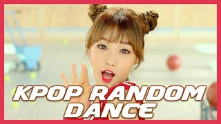 KPOP RANDOM DANCE CHALLENGE (NEW & OLD)