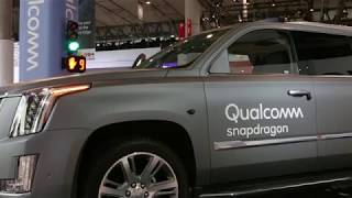 Qualcomm Technologies in the connected car