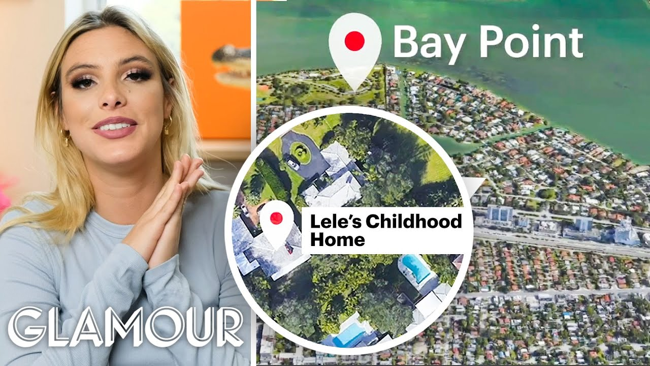 Lele Pons Takes You on a Tour of Her Hometown (Miami) | Glamour