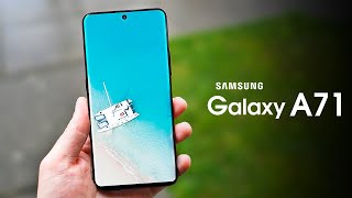 Samsung Galaxy A71 - FIRST LOOK!