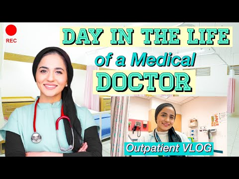 Day In The Life of A Doctor: Medicine Intern in NYC! VLOG
