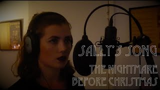 Elissa Churchill || HALLOWEEN || Sally's Song || Danny Elfman ||
