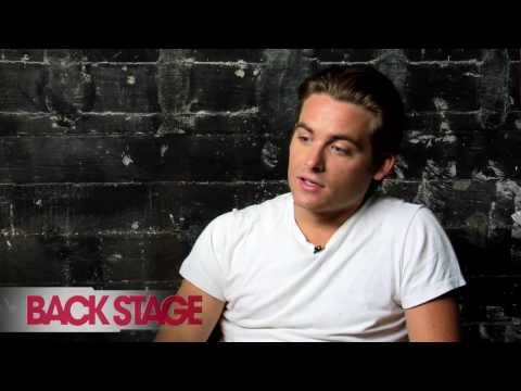 Kevin Zegers Interview