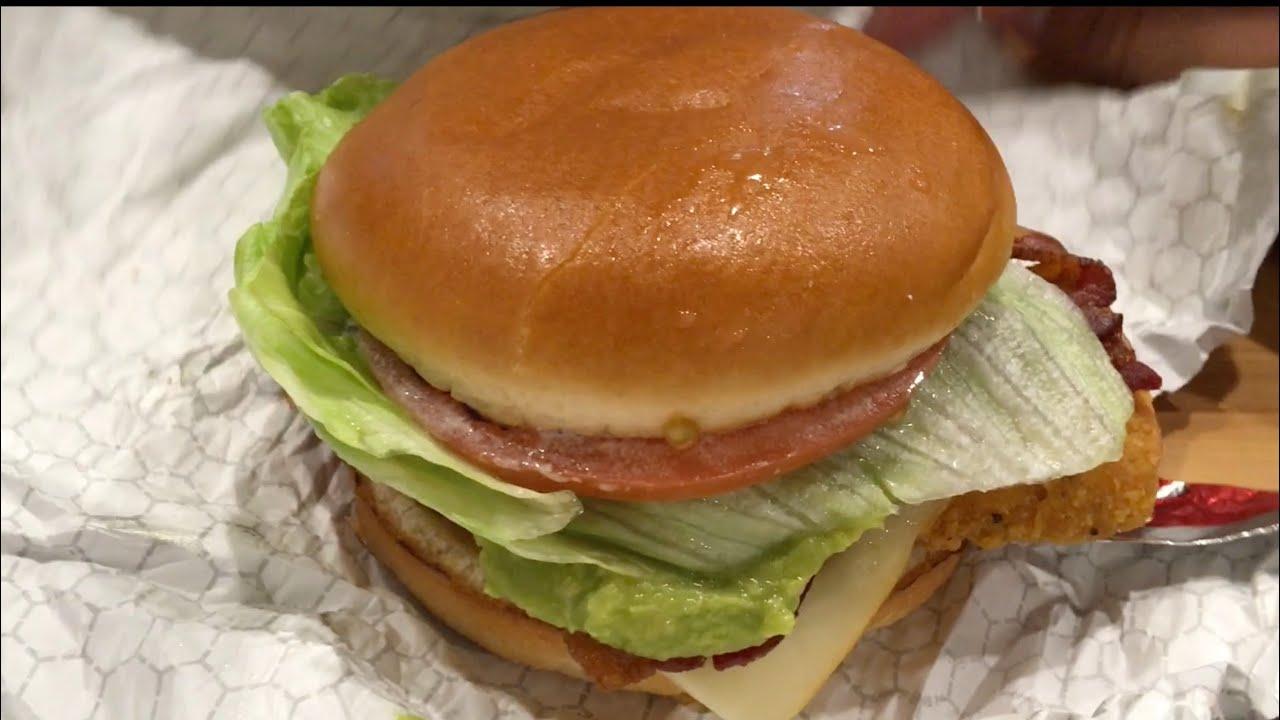 Wendy S Avocado Blt Spicy Chicken Sandwich Review