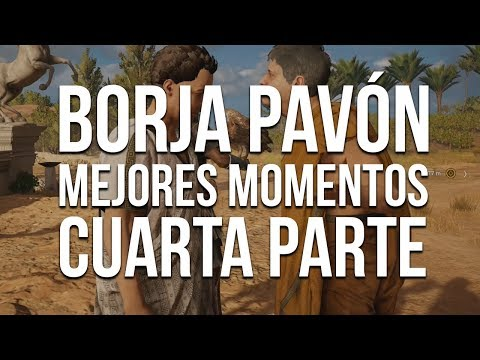 Borja Pavón - MEJORES MOMENTOS - CUARTA PARTE
