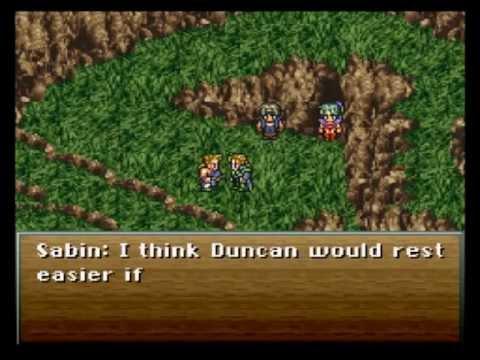 Let's Play Final Fantasy VI Part 3 - Double Dragon