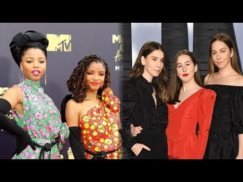 9 Sets of Celeb Sisters Who Are in a Band Together