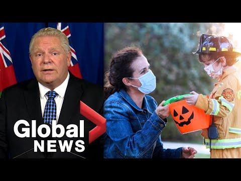 Coronavirus: Ontario officials