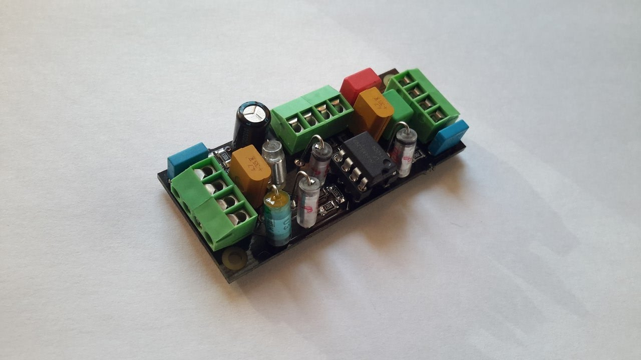 Band 2 Preamplifier