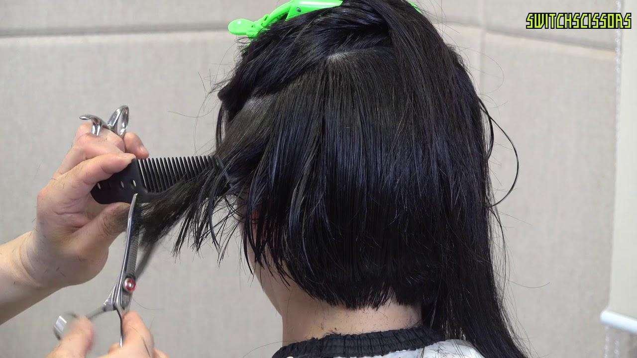 Short Haircut ASMR
