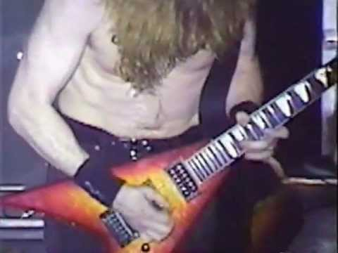 Megadeth - Mechanix (Live In Ft. Lauderdale 1998)