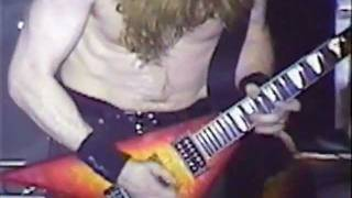 Megadeth - Mechanix (Live In Ft. Lauderdale 1998)