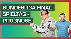 Wettprognosen für den 34. Bundesliga Spieltag Das Finale, mit Dirk Paulsen von Bild Plus Sportwetten