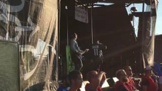 Attila - Proving Grounds - Live Vans Warped Tour - Shokapee Mn 2018