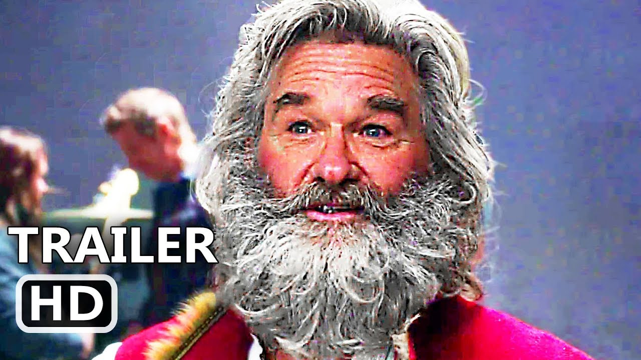 a9e2e635f26fe THE CHRISTMAS CHRONICLES Official Trailer (2018) Kurt Russell ...