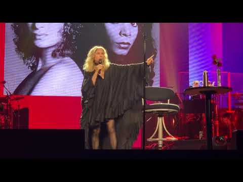 """Barbra Streisand """"Woman In Love"""" """"Enough Is Enough""""  Live At MSG, NYC, August 3rd 2019"""