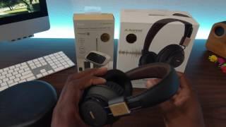 Avantree Headphones and Wirless transmitter! DISCOUNT IN DESCRIPTION!